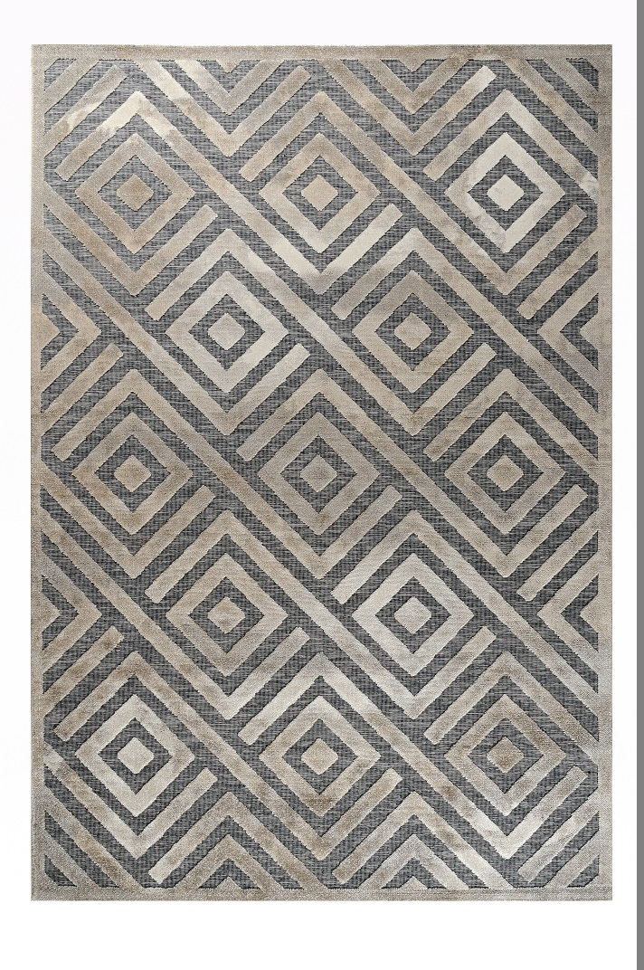 Χαλί Σαλονιού 133X190 Tzikas Carpets All Season Boheme 11-957
