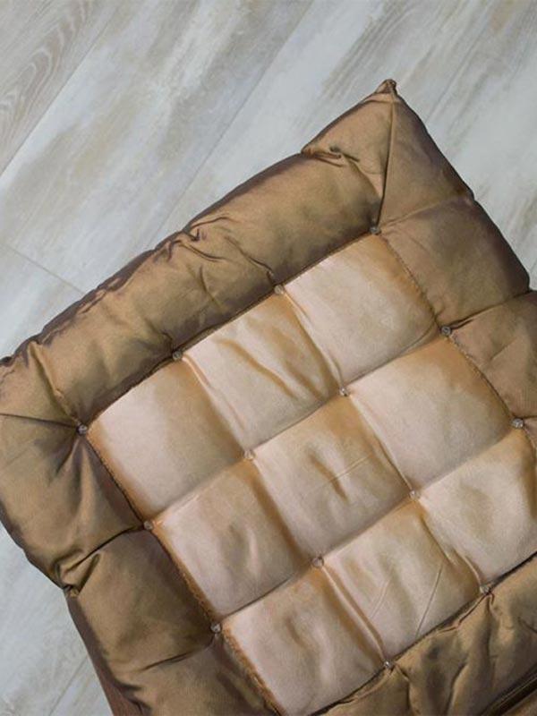 Μαξιλάρι Καρέκλας 40X40 Sunshine Brown (40×40)