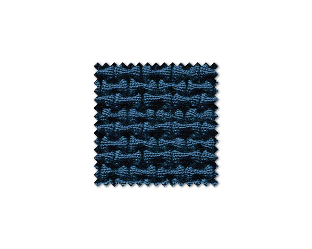 Ελαστικά καλύμματα γωνιακού καναπέ με κοντό μπράτσο Bielastic Alaska-Αριστερη-Μπλε