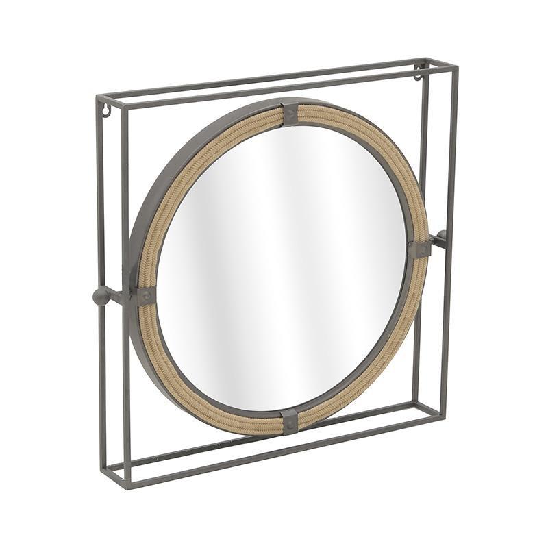 Καθρέπτης Τοίχου Inart 3-95-153-0010