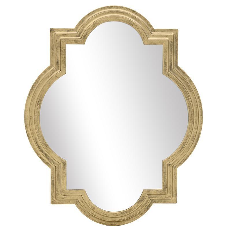 Καθρέπτης Τοίχου Inart 3-95-925-0014