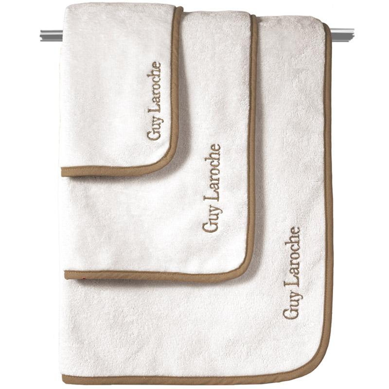 Πετσέτες Μπάνιου (Σετ 3 Τμχ) Guy Laroche New Comfy Sand