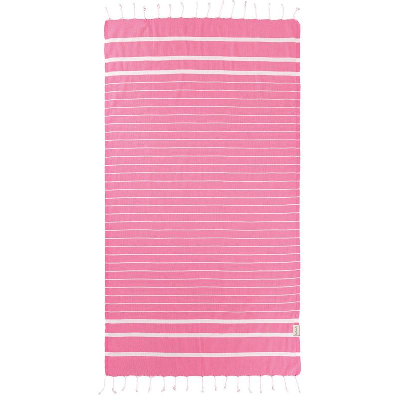 Πετσέτα Θαλάσσης 90×170 Guy Laroche Παρεο 10 Pinky