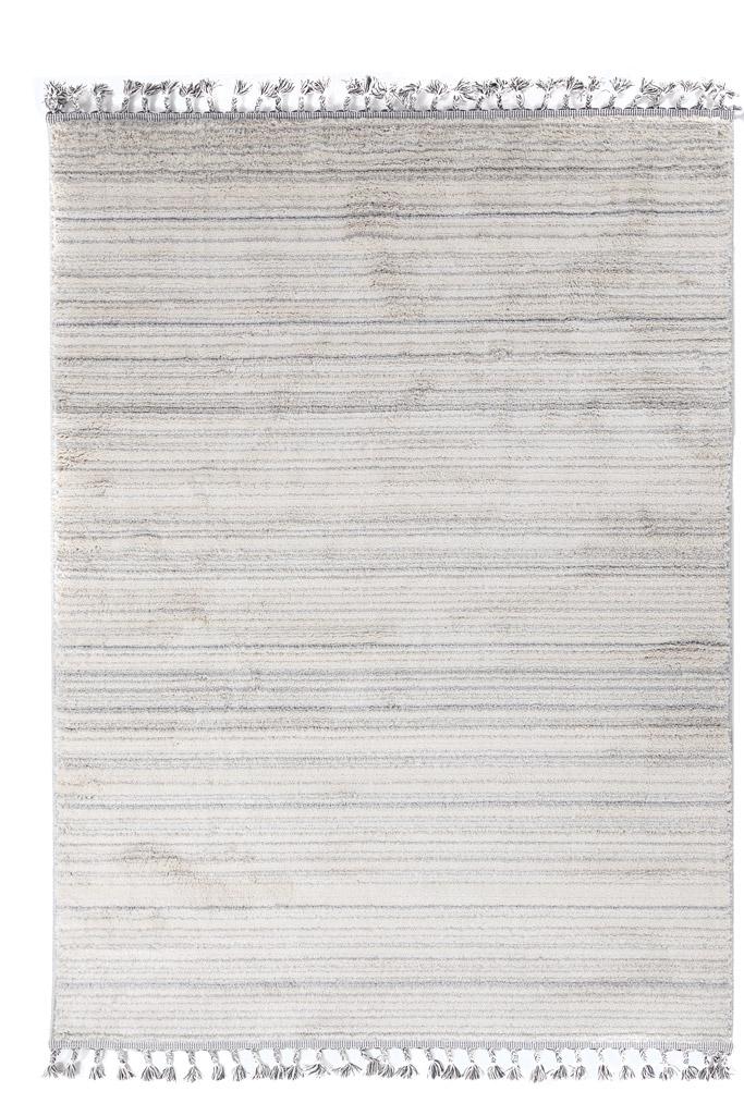 Χαλί Διαδρόμου Royal Carpet La Casa 0.67X1.40 – 7887C White/L.Gray (67×140)