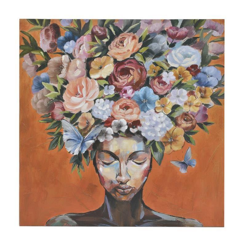 Πίνακας Inart 3-90-006-0261 100×100