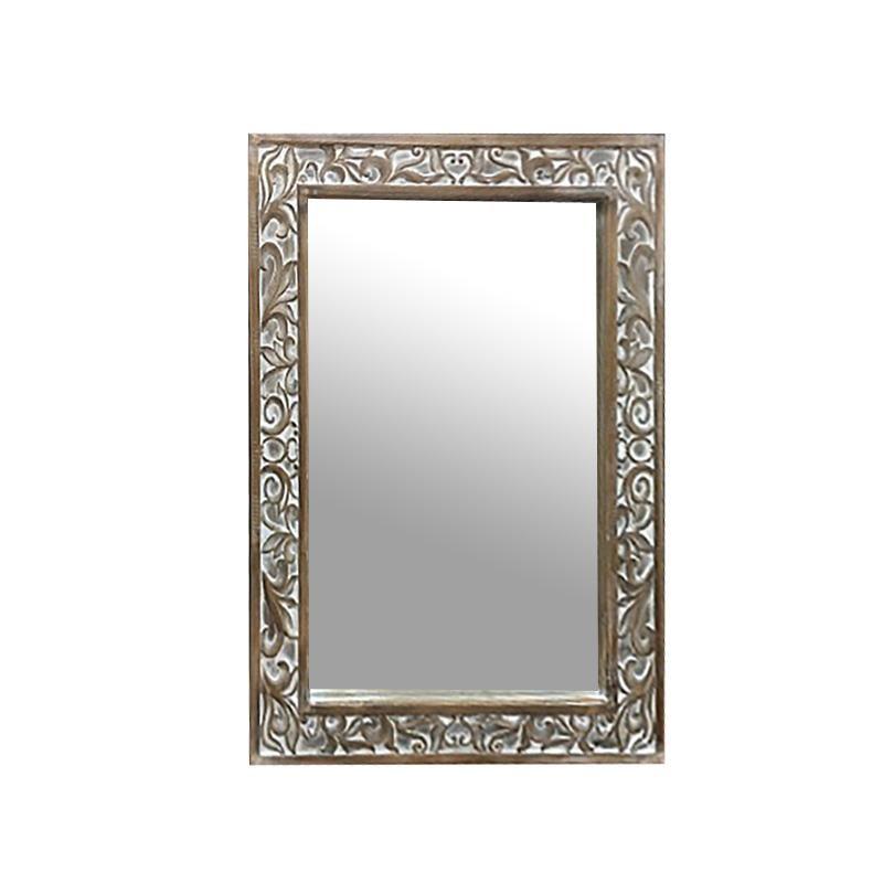 Καθρέπτης Τοίχου Inart 3-95-913-0004