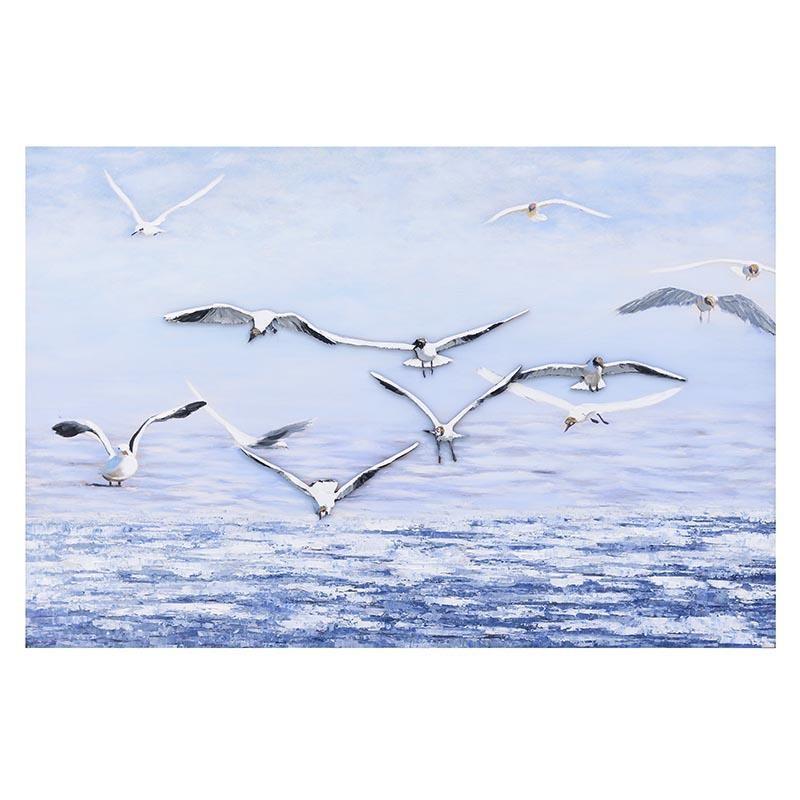 Πίνακας Σε Καμβά Inart 3-90-859-0129