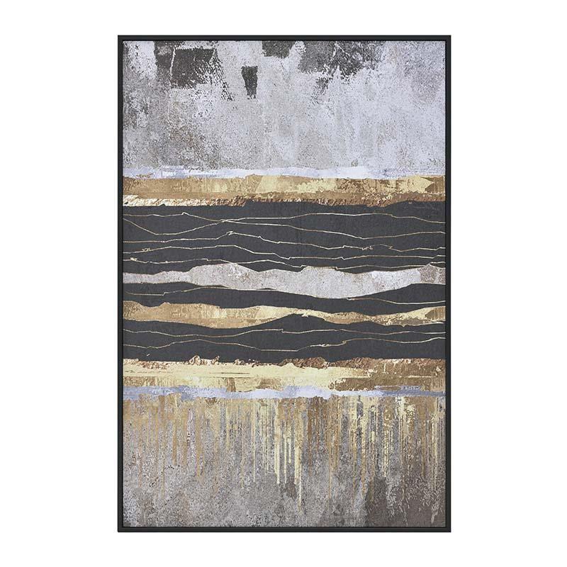Πίνακας Printed Καμβάς Inart 3-90-539-0024