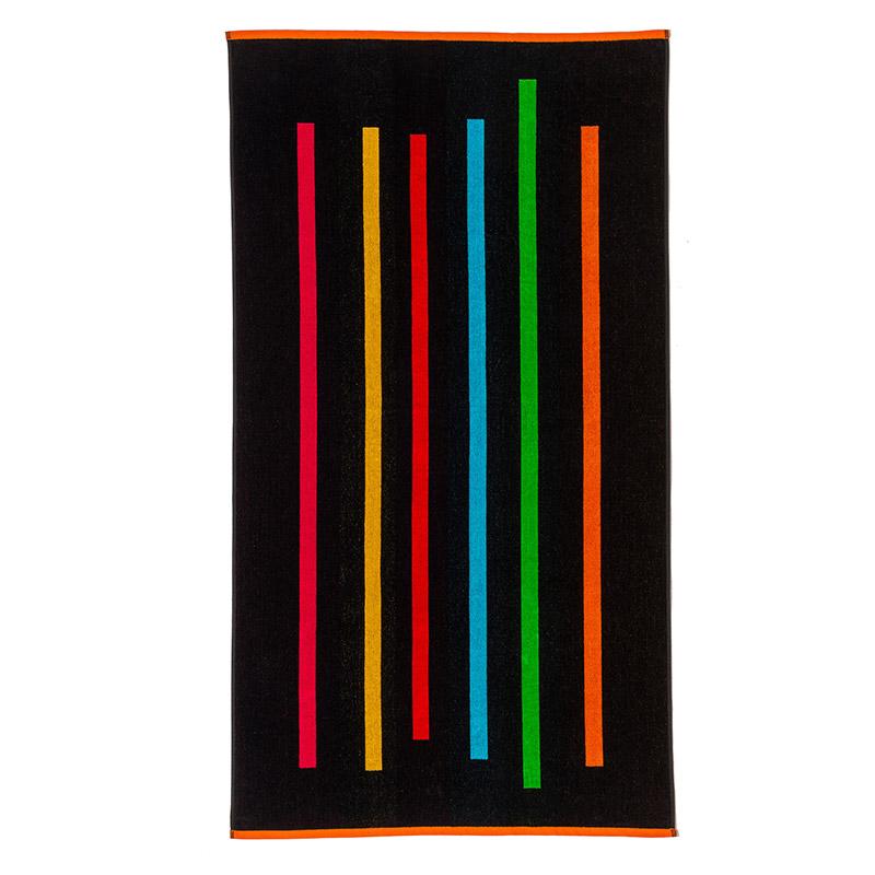 Πετσέτα Θαλάσσης 86X160 Melinen Colourful Lines Colourful Lines