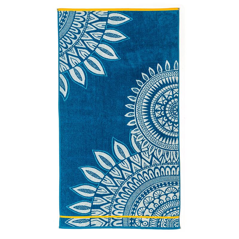 Πετσέτα Θαλάσσης 86X160 Melinen Mandala Mandala