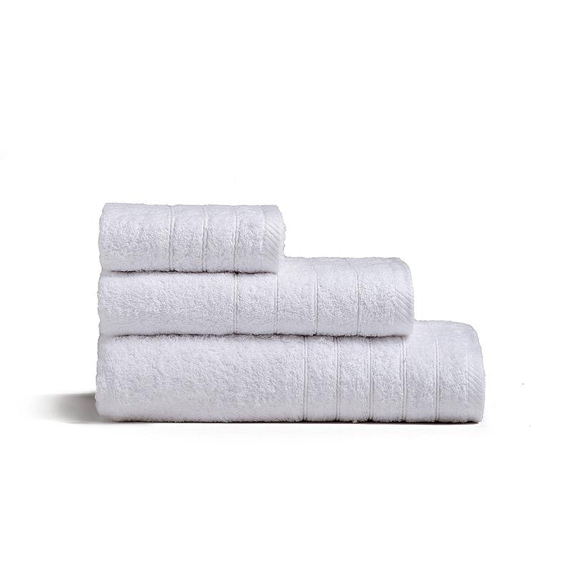 Πετσέτα Χεριών 30X50 Melinen Fresca White (30×50)