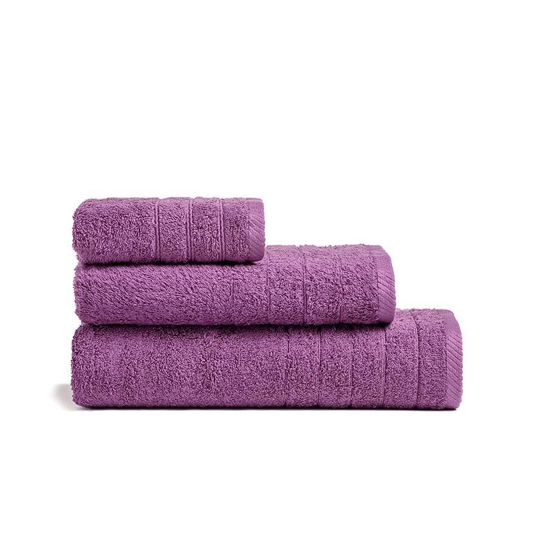 Πετσέτα Προσώπου 50X90 Melinen Fresca Violet (50×90)