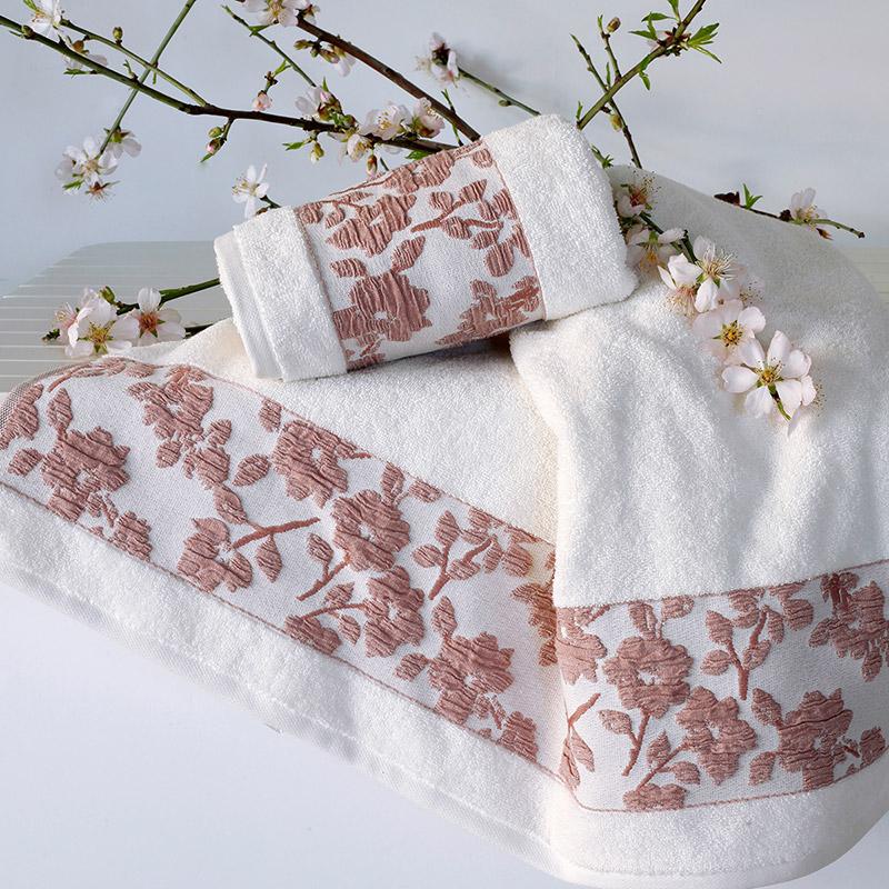 Πετσέτες Μπάνιου (Σετ 2 Τμχ) Melinen Julietta