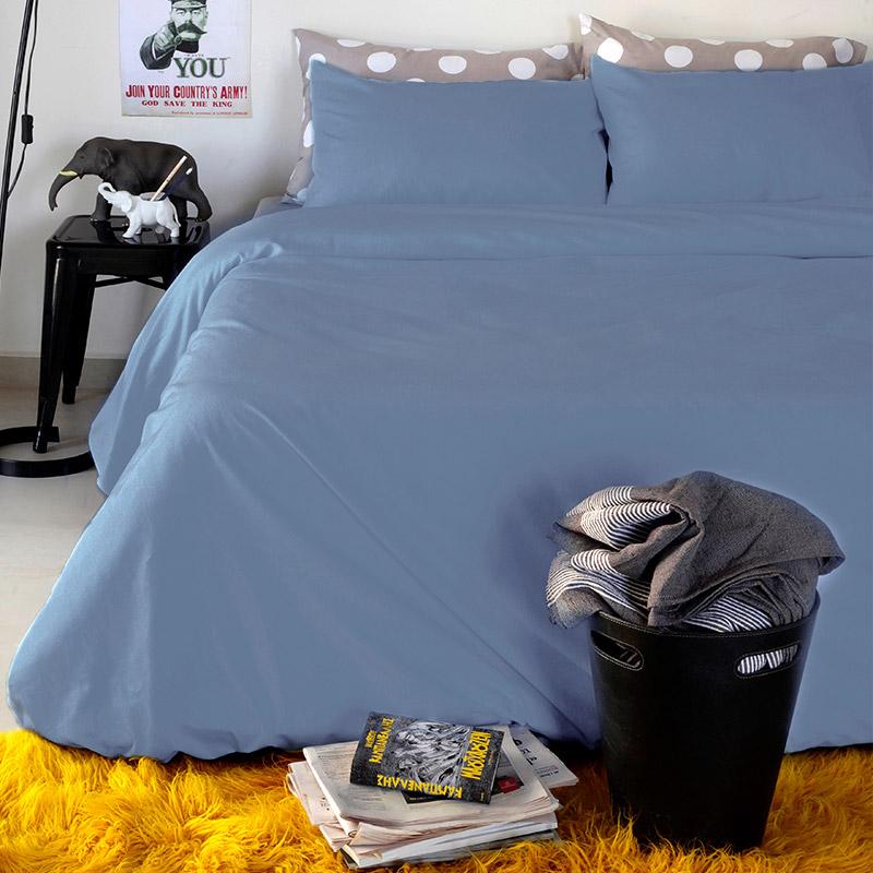 Μαξιλαροθήκες Ζεύγος 50X70 Melinen Urban Jean (50×70)