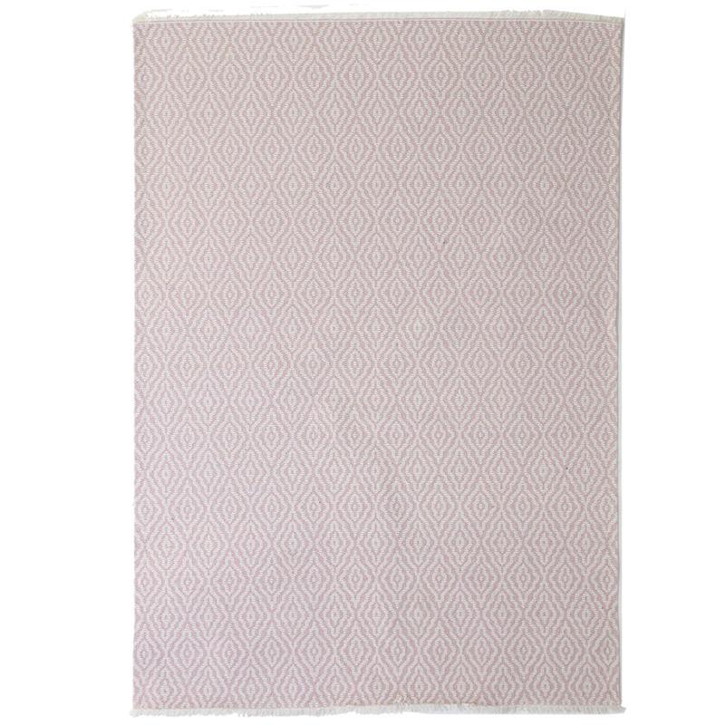 Χαλί Διαδρόμου All Season Royal Carpet Casa Cotton 0.67X1.40 – 22084 Pink
