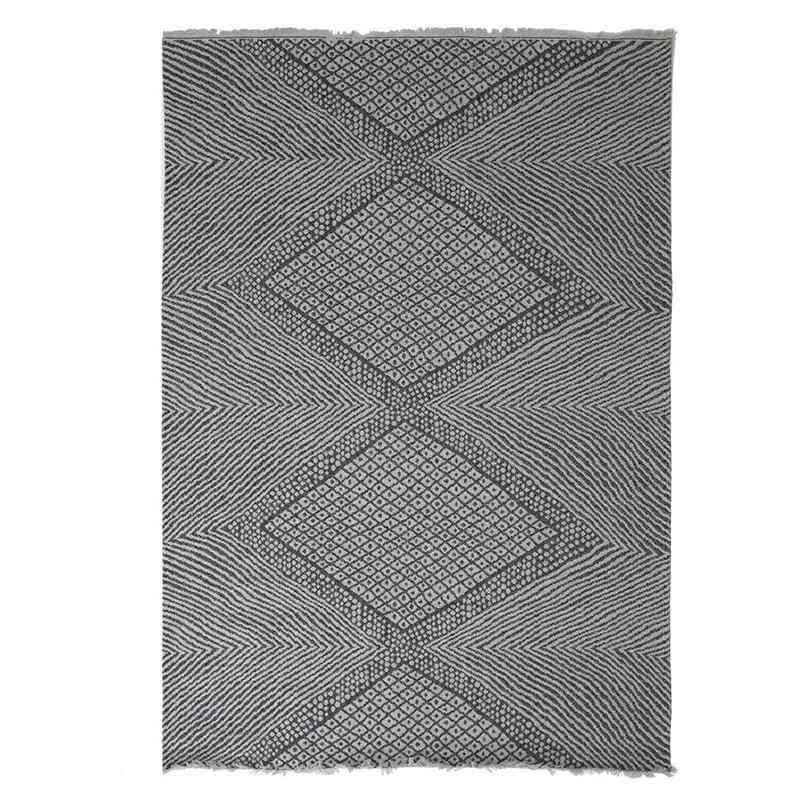 Χαλί Σαλονιού All Season Royal Carpet Casa Cotton 1.27X1.90 – 22091 Black