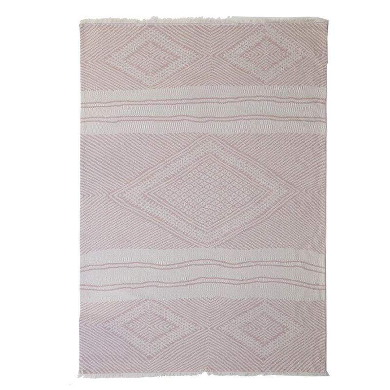 Χαλί Διαδρόμου All Season Royal Carpet Casa Cotton 0.67X1.40 – 22099 Pink