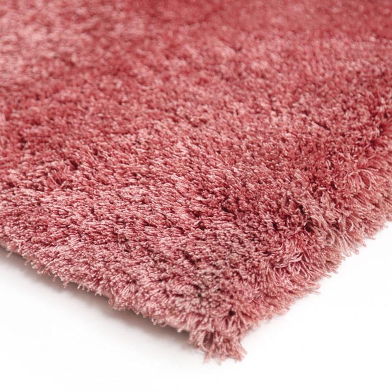 Χαλιά Κρεβατοκάμαρας (Σετ 3 Τμχ) Royal Carpet Micro Shaggy 0.67X4.80 Bedset – D.Pink