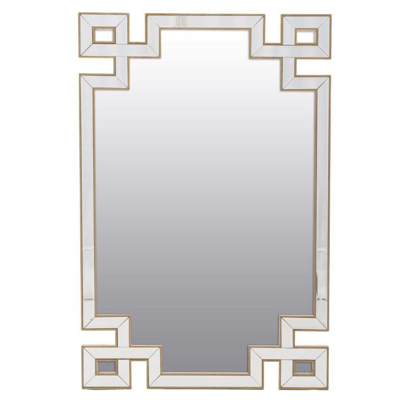Καθρέπτης Τοίχου Inart 3-95-297-0022