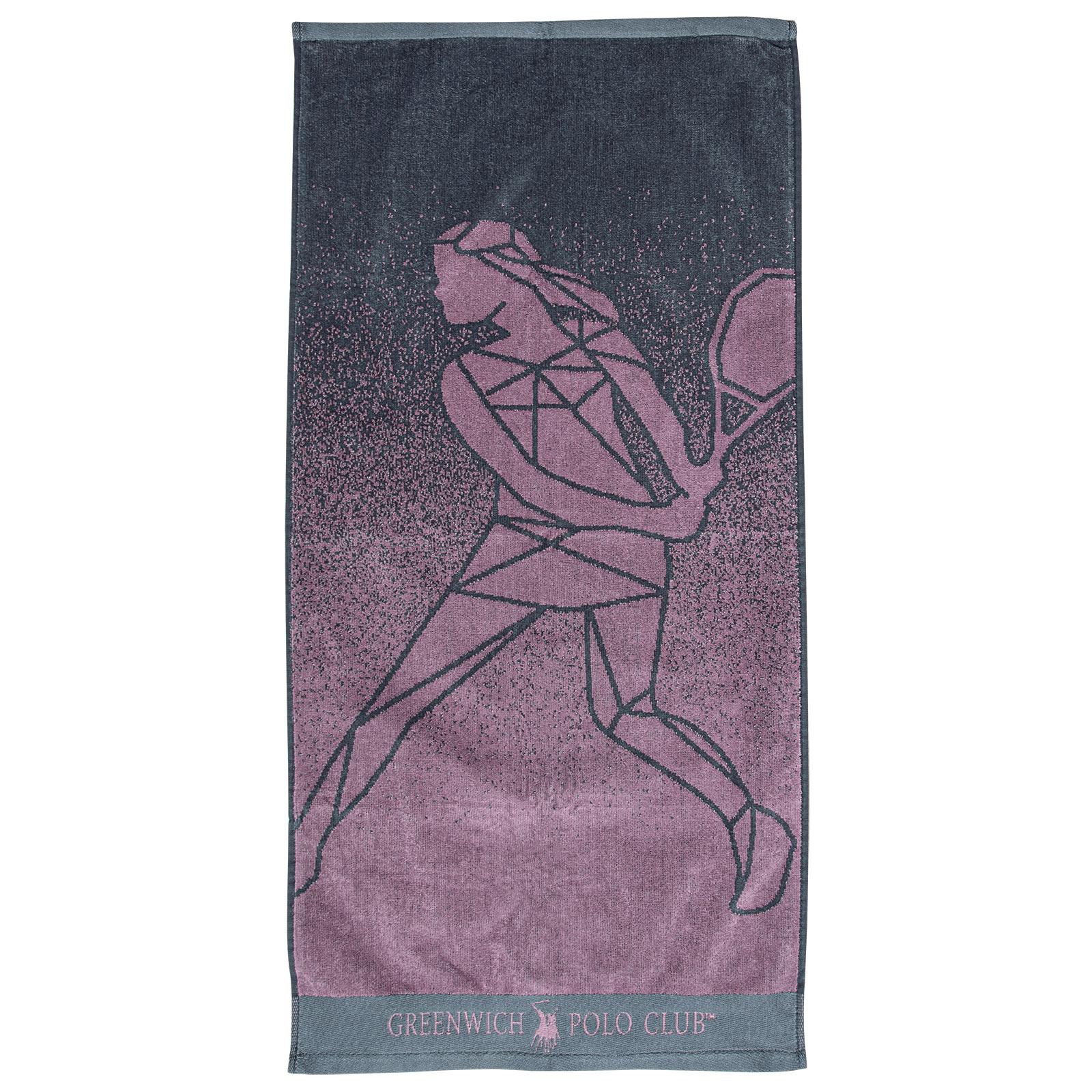 Πετσέτα Πάγκου Γυμναστηρίου 45X90 Greenwich Polo Club 2659 (45×90)