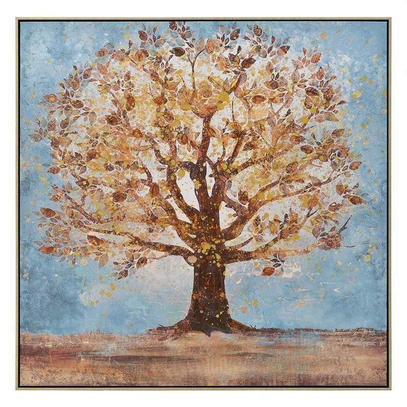Πίνακας Inart 3-90-187-0012 100×100