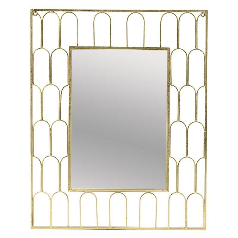 Καθρέπτης Τοίχου Inart 3-95-161-0032