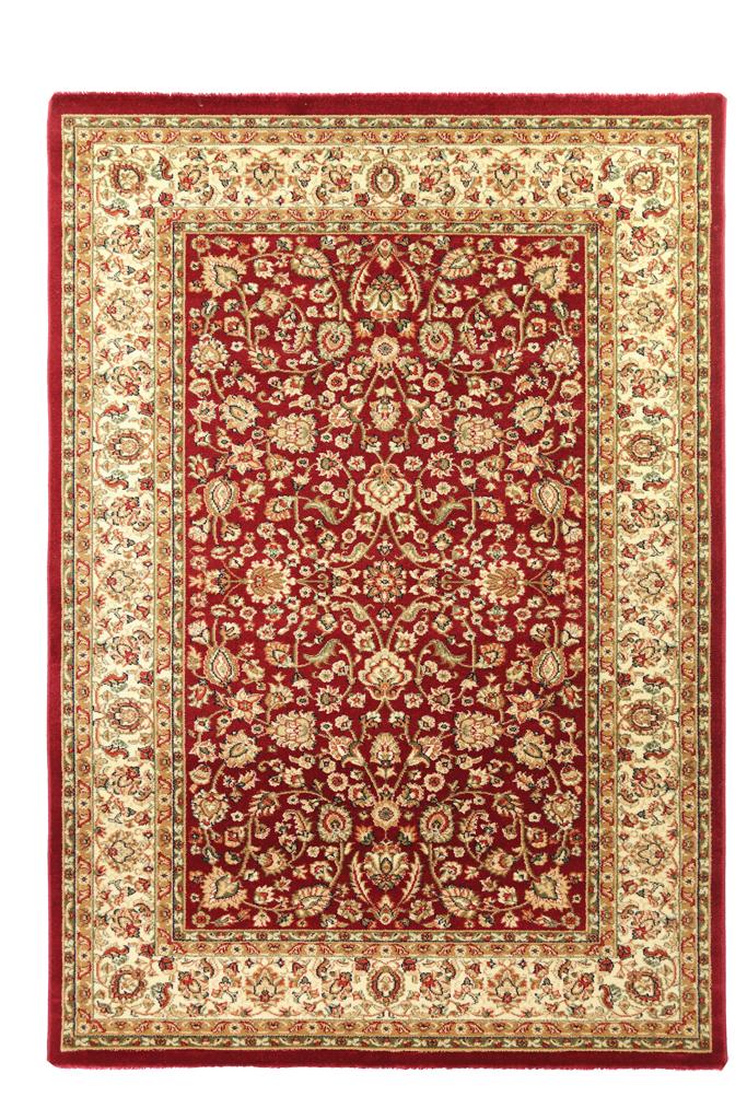 Χαλί Διαδρόμου Royal Carpet Galleries Olympia Cl. 0.70X1.50Oval- 4262 C/Red λευκά είδη υπνοδωμάτιο χαλιά διαδρόμου