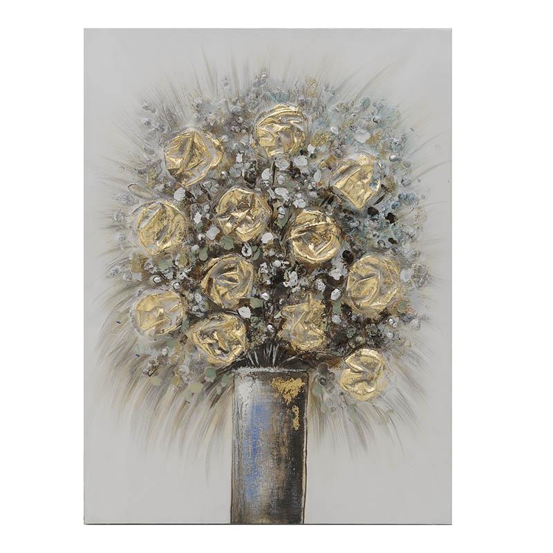 Πίνακας Σε Καμβά Inart 3-90-519-0177
