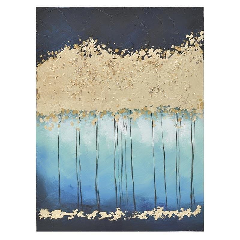Πίνακας Inart 3-90-187-0002 60×80