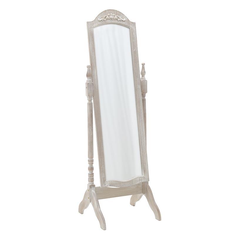 Επιδαπέδιος Καθρέπτης Inart 3-95-147-0009