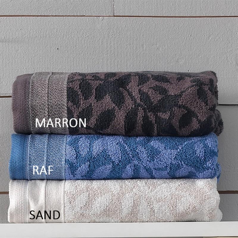 Πετσέτες (Σετ 3 Τμχ) Palamaiki Premium Towels 519 Beige