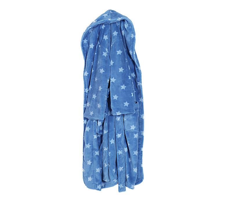 Παιδική Ρόμπα 10 Nef Nef Fleece Star Attack Μπλε