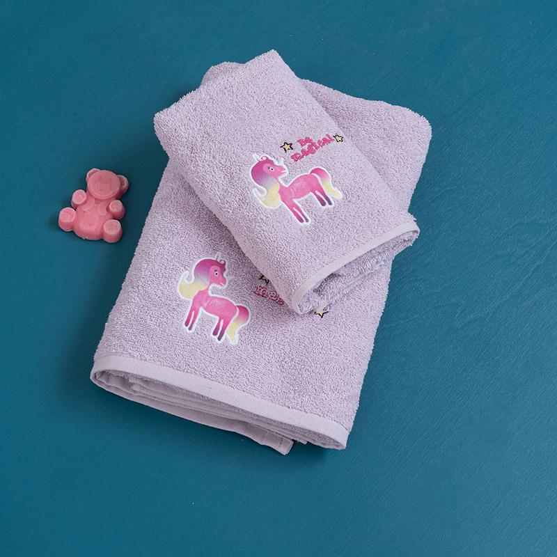 Παιδικές Πετσέτες (Σετ 2 Τμχ) Palamaiki Fudge