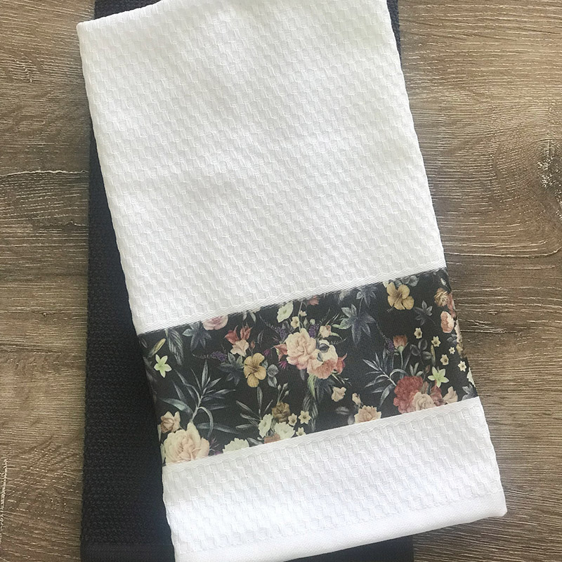 Πετσέτες Κουζίνας (Σετ 2 Τμχ) 40X60 Palamaiki Indigo (40×60)