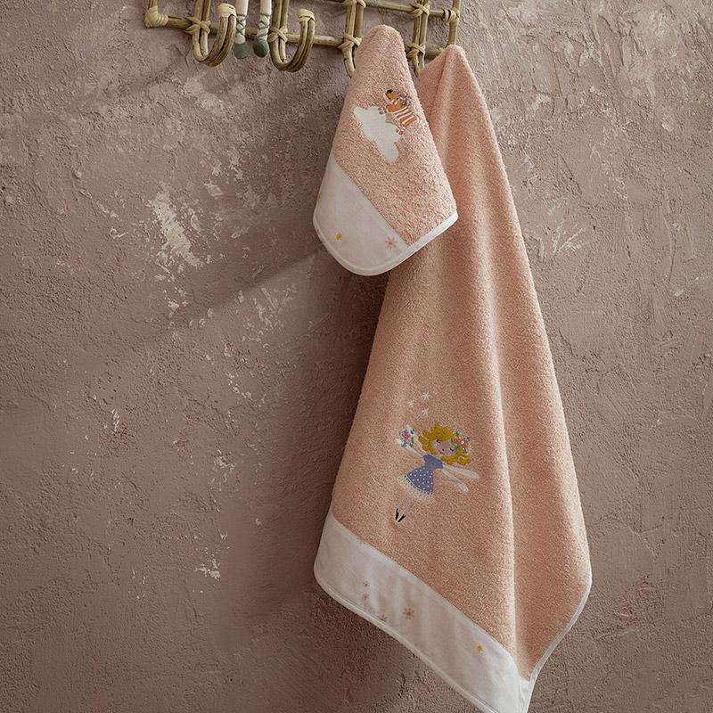 Παιδικές Πετσέτες (Σετ 2 Τμχ) Nima Fairytale