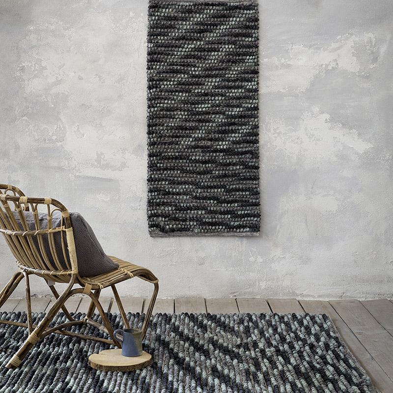 Χαλί Διαδρόμου 60X130 Nima Besida Gray (60×130)