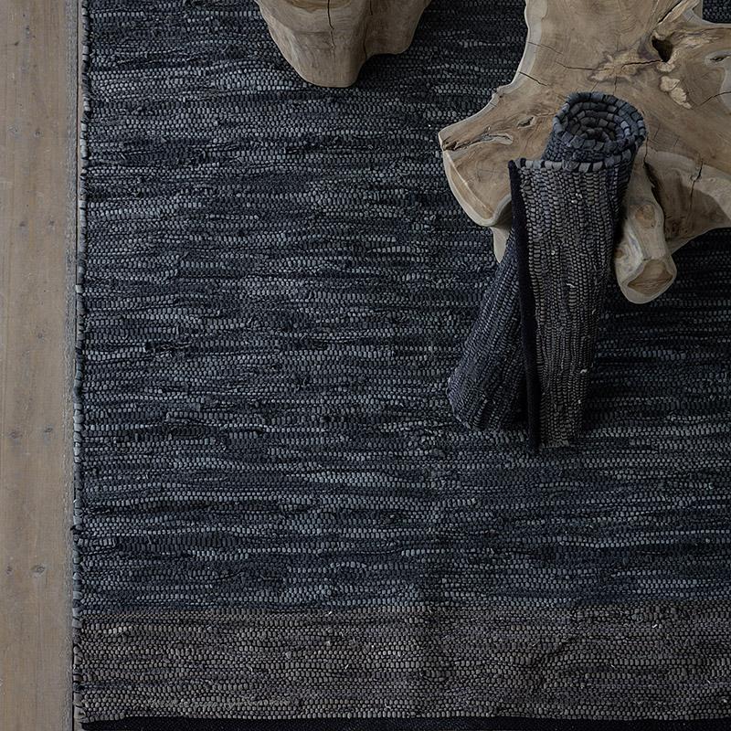 Χαλί Διαδρόμου 60X130 Nima Arlo Dark Gray (60×130)