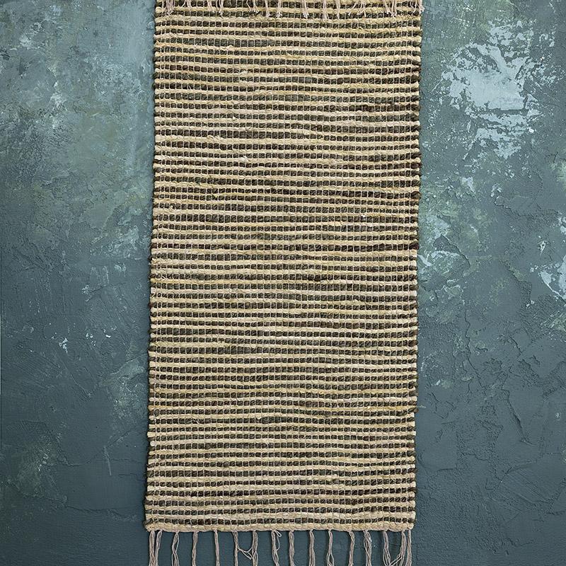 Χαλί Διαδρόμου 60X130 Nima Kobe Brown (60x130)