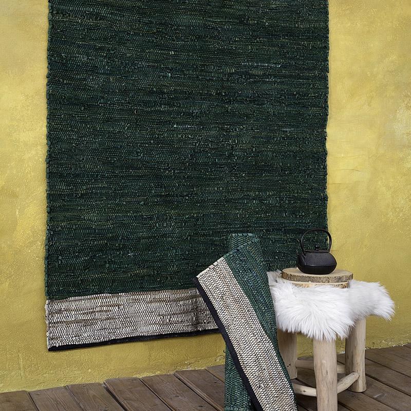 Χαλί Διαδρόμου 60X130 Nima Venus Green (60×130)