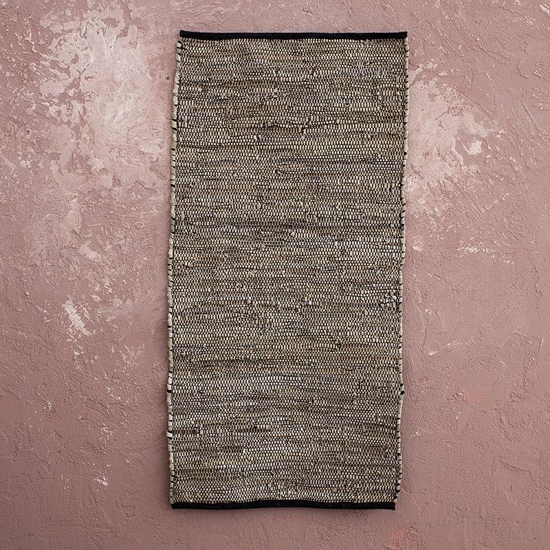 Χαλί Διαδρόμου 60X130 Nima Jatin Brown (60×130)