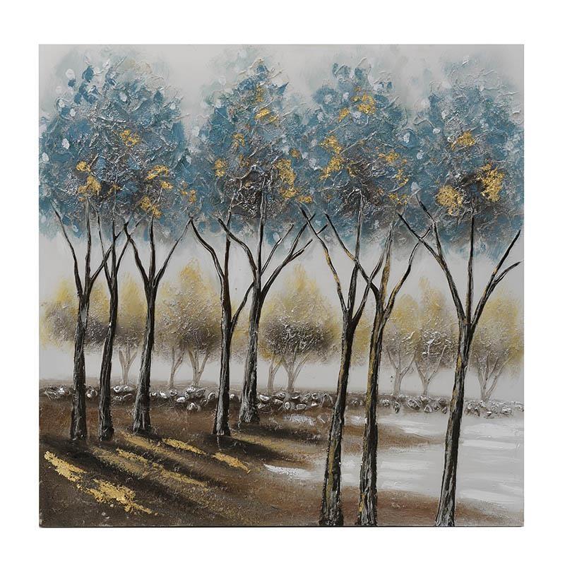 Πίνακας Σε Καμβά Inart 3-90-519-0178