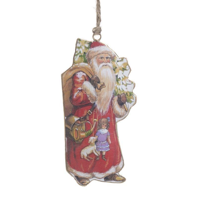Χριστουγεννιάτικο Διακοσμητικό Inart 2-70-429-0076