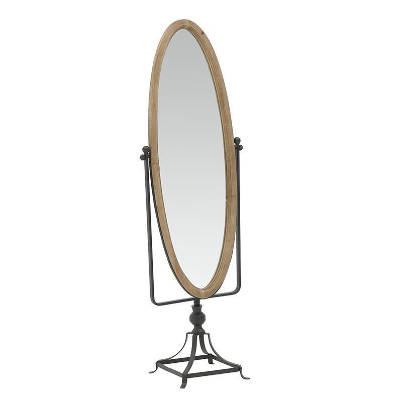 Καθρέπτης Δαπέδου Inart 3-95-090-0038