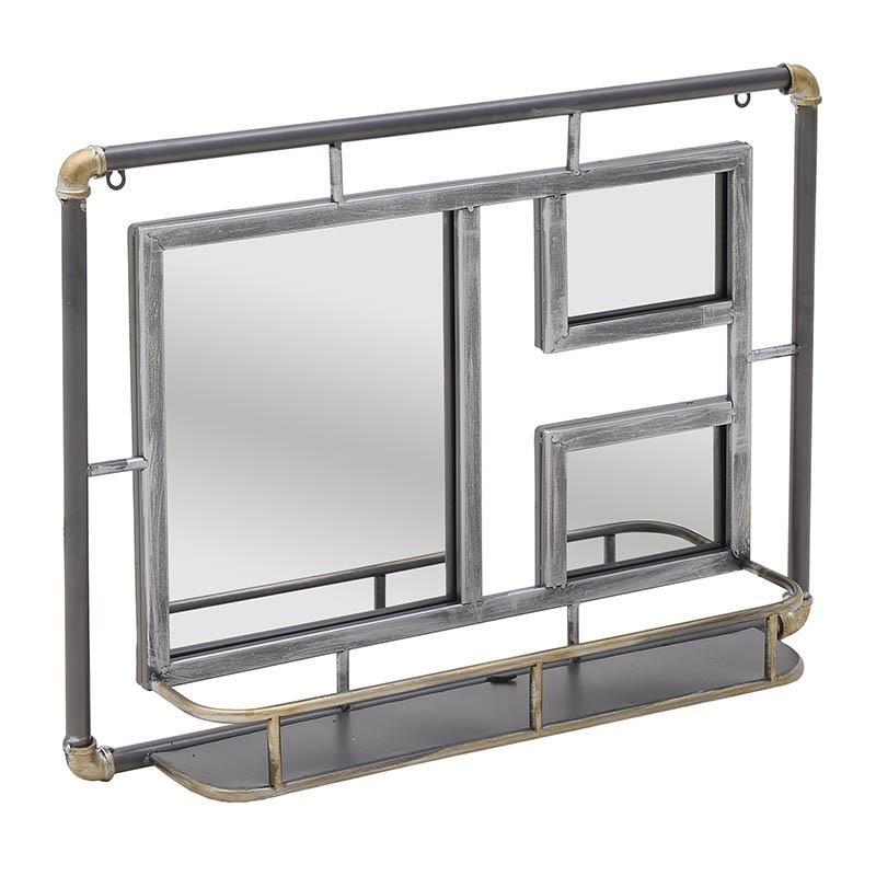 Καθρέπτης Τοίχου Inart 3-95-235-0001