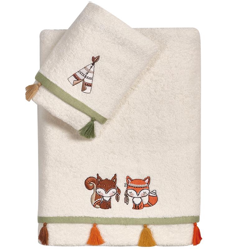 Παιδικές Πετσέτες (Σετ 2 Τμχ) Kentia Jones