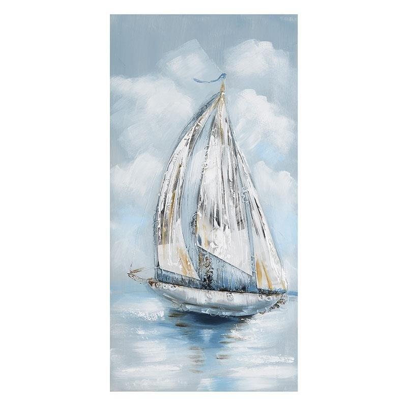 Πίνακας Σε Καμβά Inart 3-90-859-0067