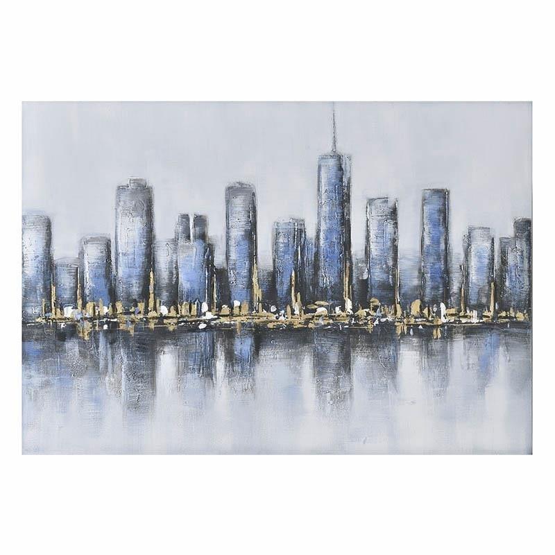 Πίνακας Inart 3-90-187-0015 120×80