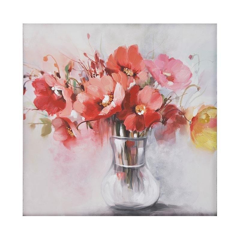 Πίνακας Inart 3-90-187-0004 80×80