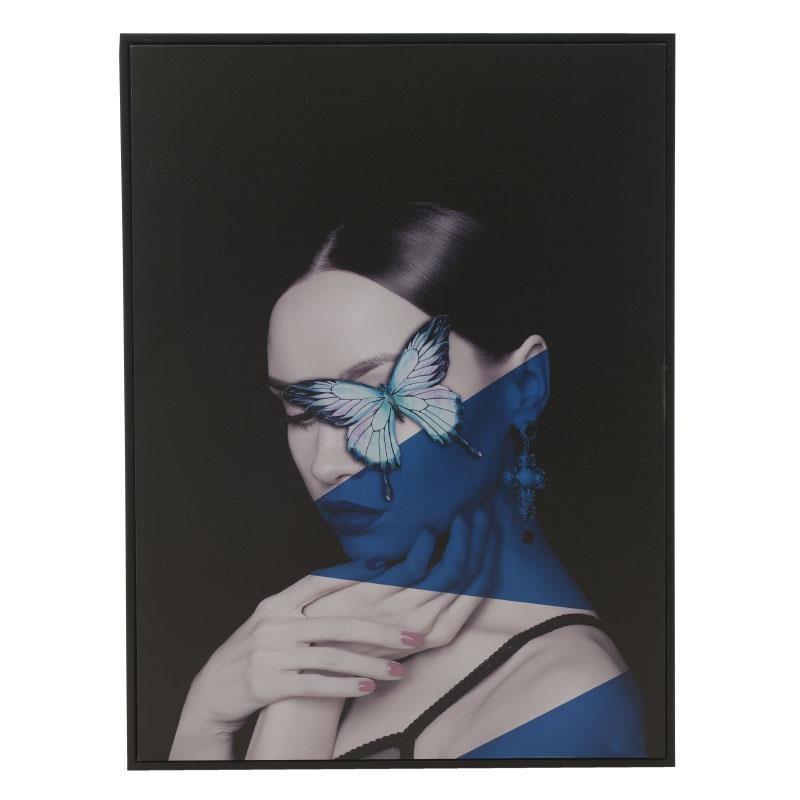 Πίνακας/Καμβάς Printed Inart 3-90-250-0004