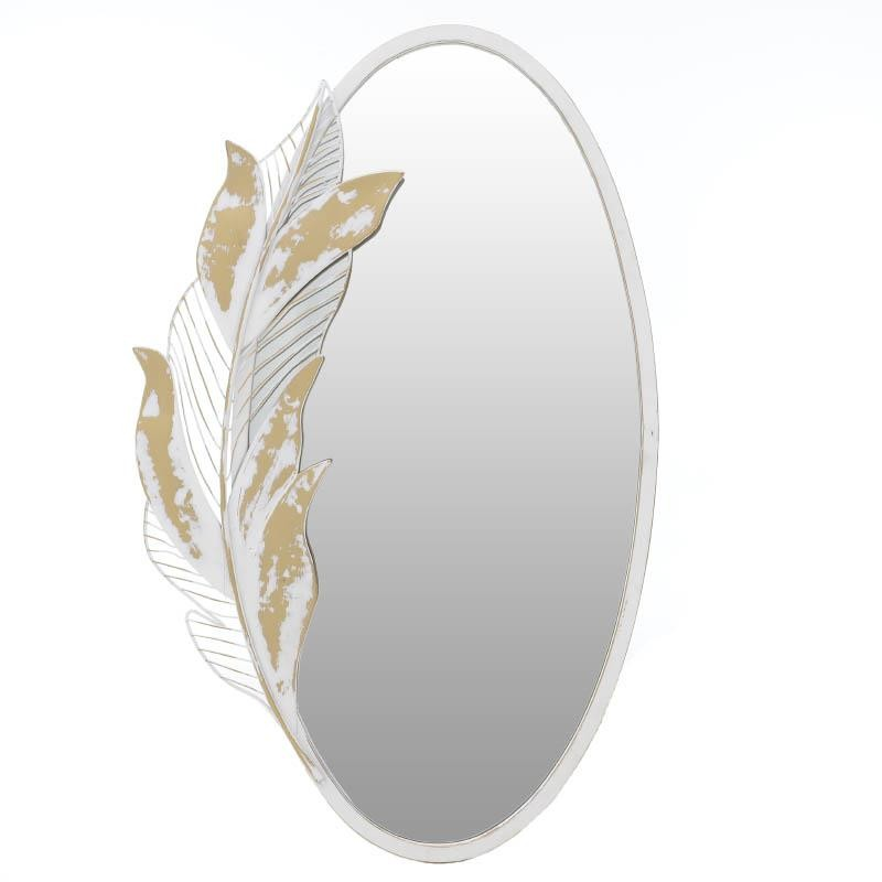 Καθρέπτης Τοίχου Inart 3-95-954-0010 63x100